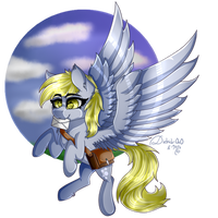 [Collab] Derpy Hooves by MidnightSix3
