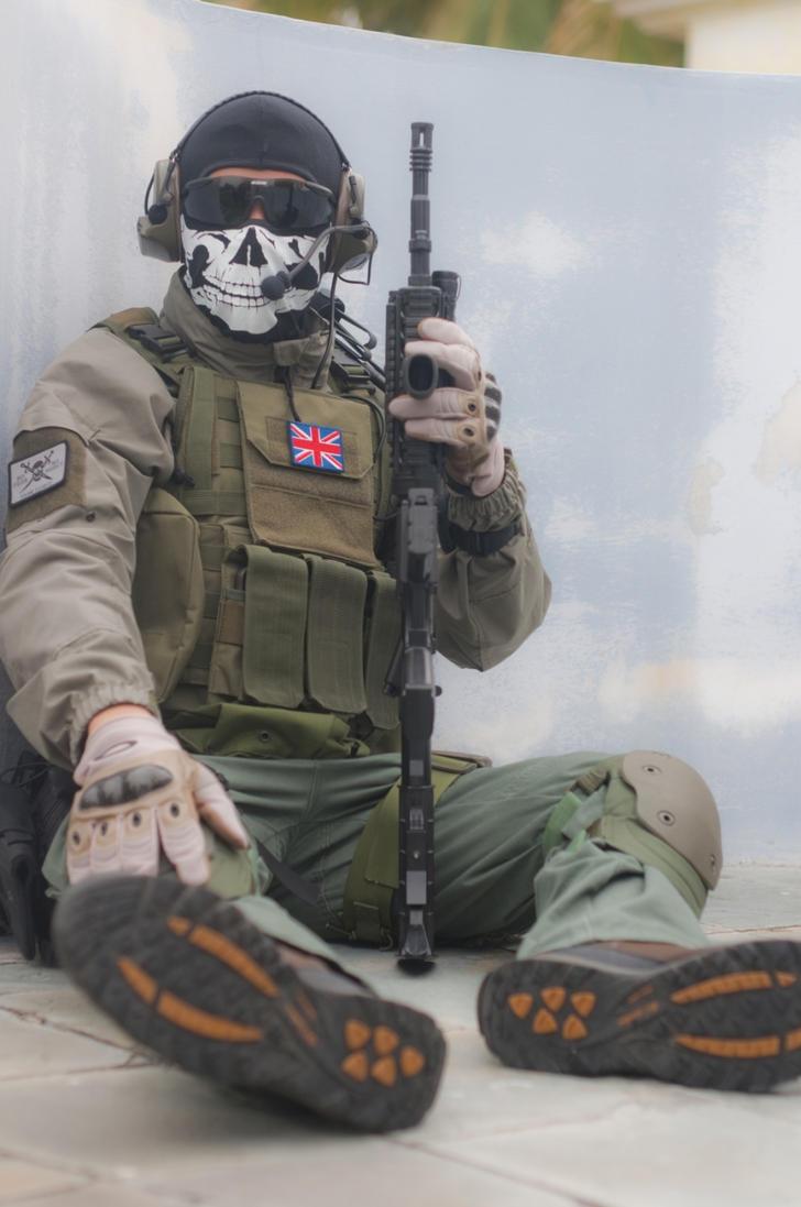 Modern Warfare 2 Ghost: Bukit Jalil 12th Feb 2011 by Hangmen13 on ...