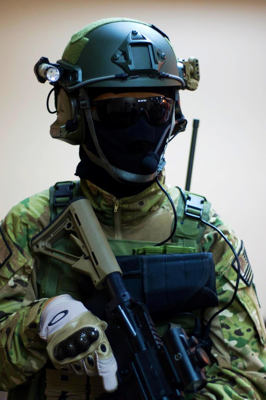 Modern Warfare 3 Frost - Anime Festival Asia 2012 by Hangmen13 on ...