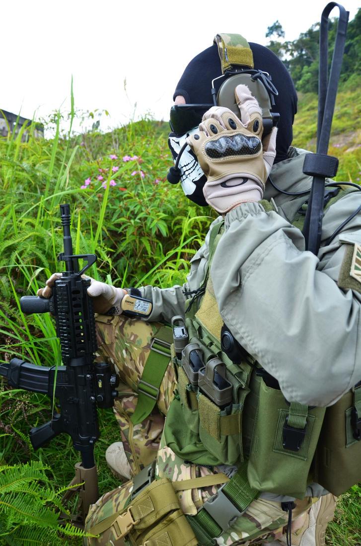 Modern Warfare 2 Ghost - 26th Feb 2012 by Hangmen13 on DeviantArt