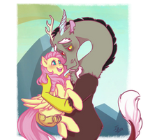 Welcome Back - FluttercordWeek by Yami-Sempai