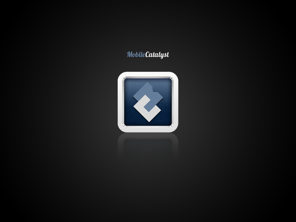 Mobile Catalyst iOS App icon by 2ndlight