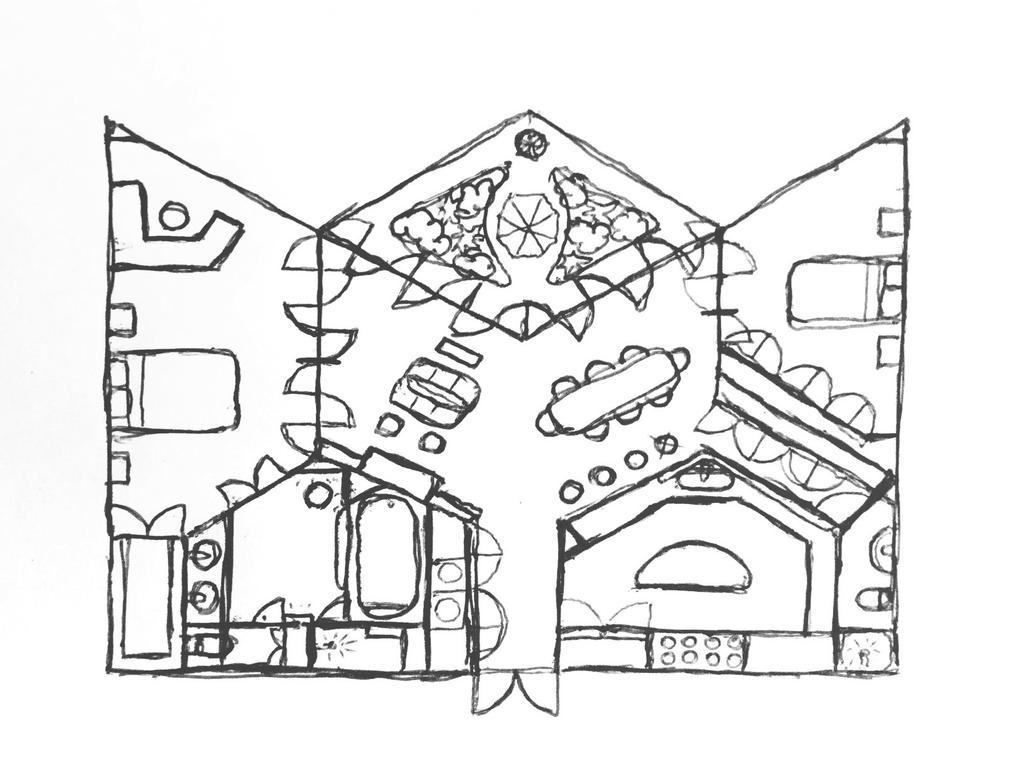 hexacondominium by C-Y-Y-A