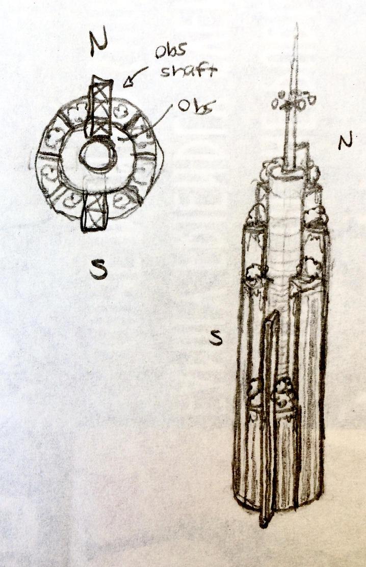 garden tower by C-Y-Y-A