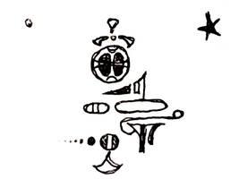spaceship n things by C-Y-Y-A