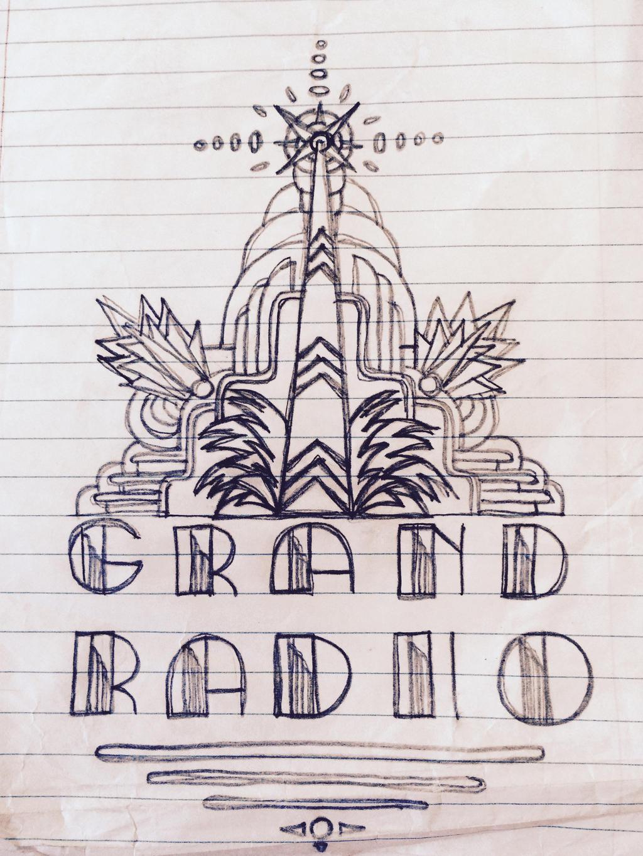 grand radio by C-Y-Y-A
