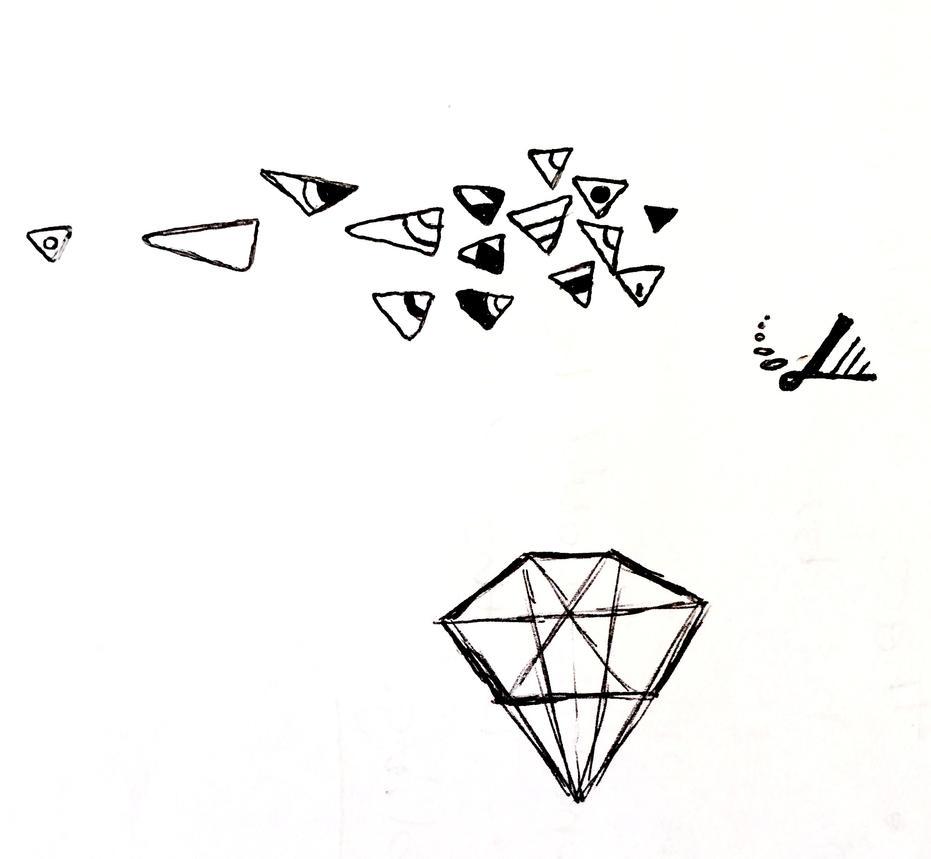 triangles by C-Y-Y-A
