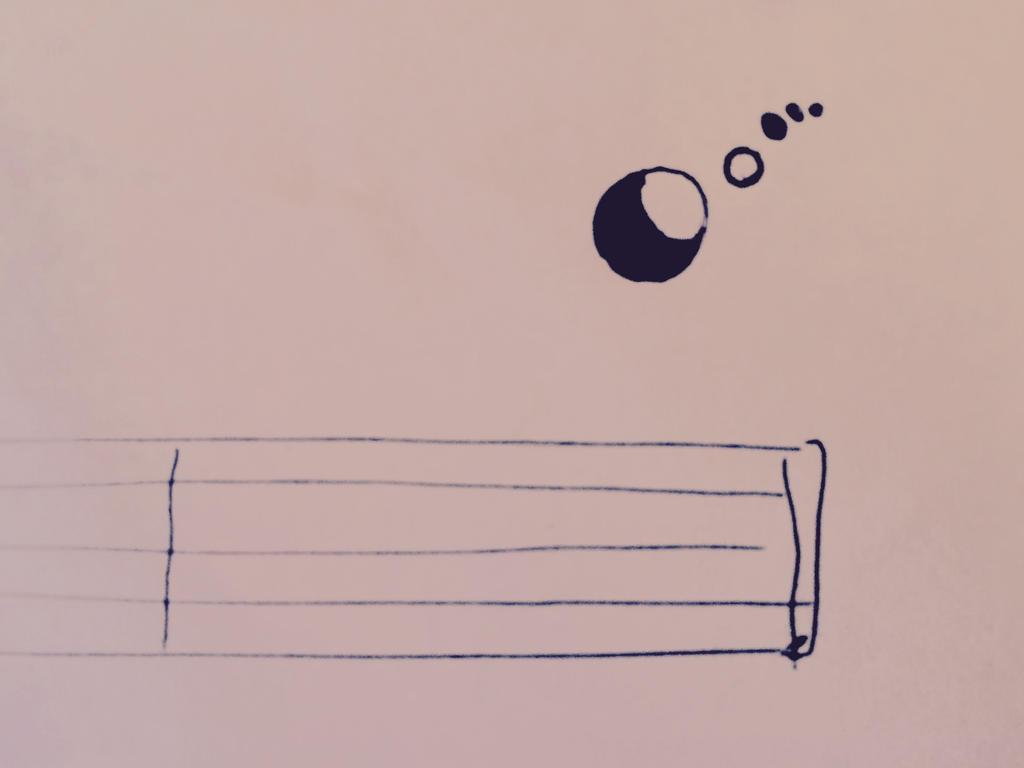 failed sheet music by C-Y-Y-A