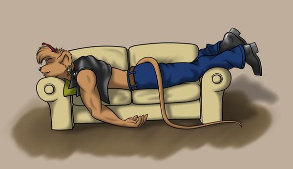 Lazy Mood by nkAlex