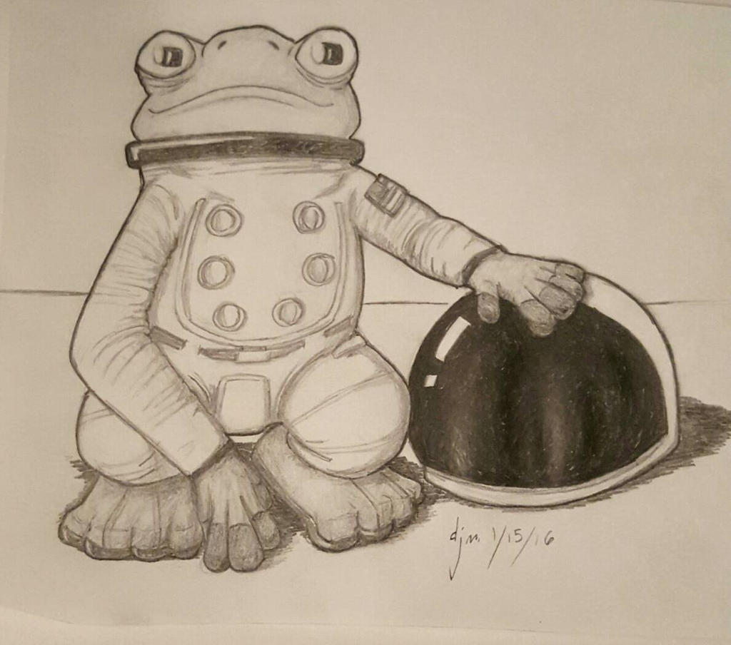 toad astronaut by djm106