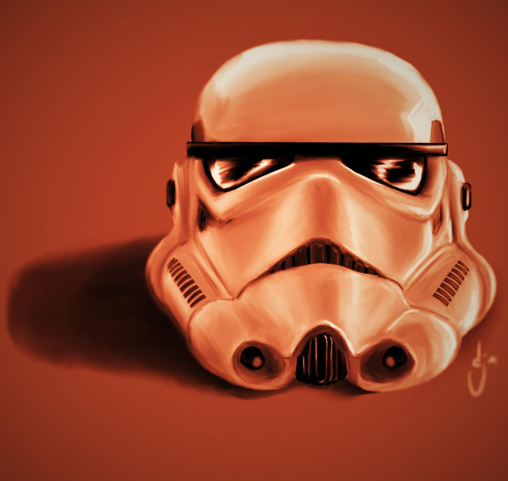 stormtrooper helm by djm106