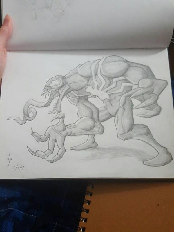 Venom by djm106