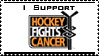 I Suport Hockey Fights Cancer by NinjaMaster13