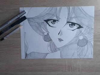 Carrera Maaka (Chibi Vampire) screenshot by Rena983