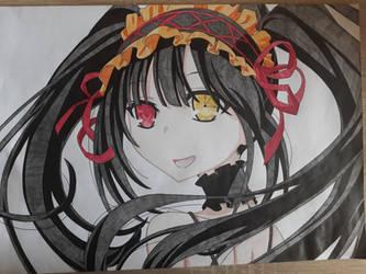 Kurumi Tokisaki - Date A Live by Rena983