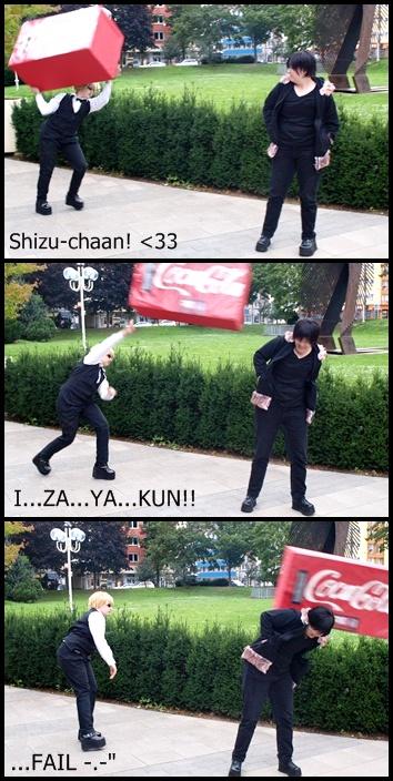 Shizu-chans fail by Hinata-chaan