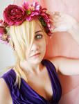 Ino - Flowercrown Princess