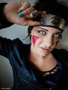 Kiba Inuzuka - Wig and Make-up Test