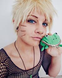 Naruto Uzumaki- Frog Face, Yo!
