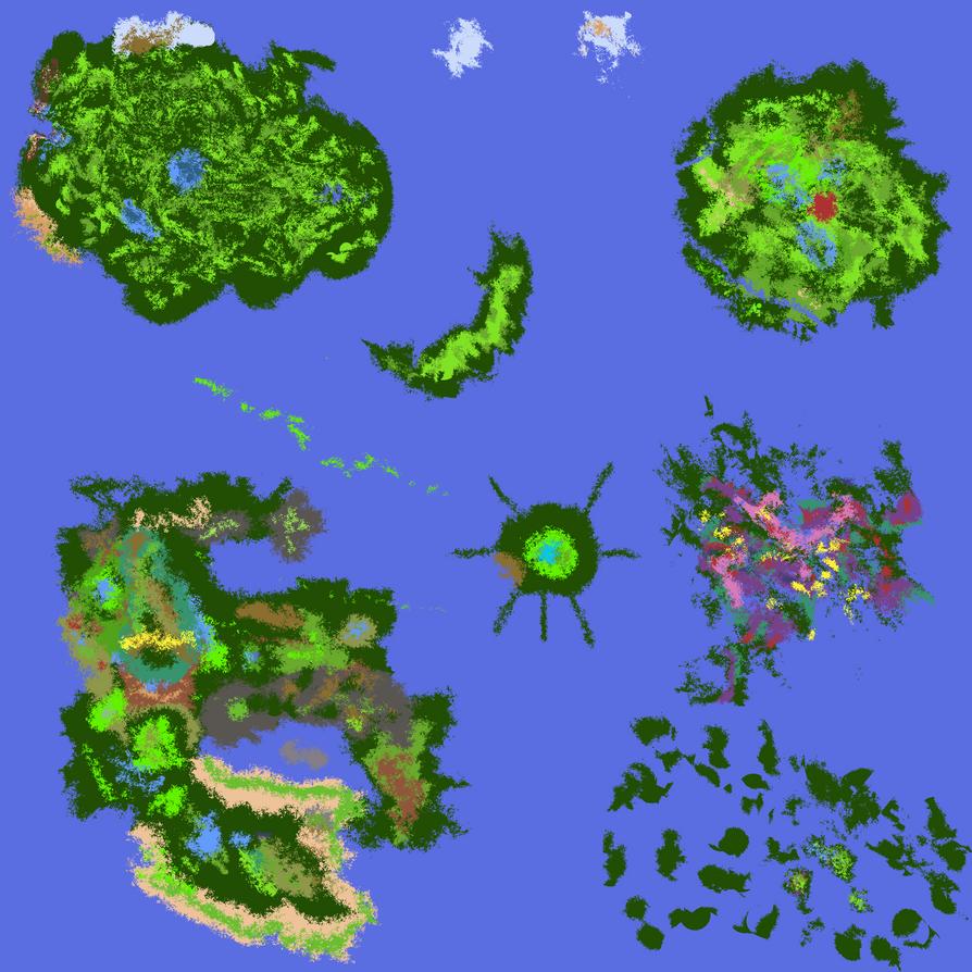 Amenia - Map by GalacticMasterJordan