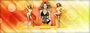 Portada Plobnrg Tutorials ft. Beyonce by Mylifeisabook