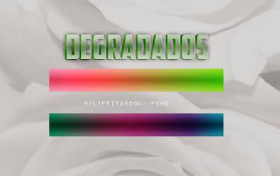 Degradados by Mylifeisabook