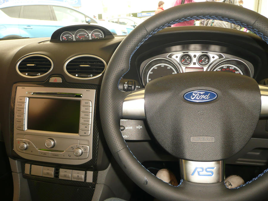 Ford Focus Rs Interior 1 By Gibbythegod On Deviantart