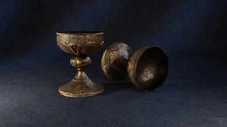 Decorative Goblet