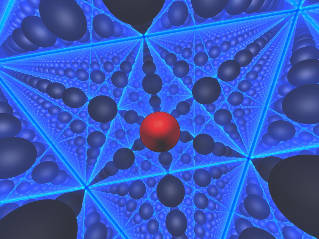 Infinite Spheres 2 by stardust4ever