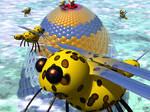 Creepy Beehive