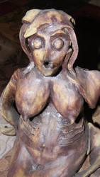 Mermaid III detail by Kosmic-Stardust