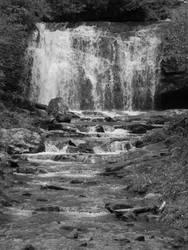Waterfall by Kosmic-Stardust