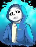Sans' new hoodie