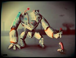 DoomChef 3000 and his secret love