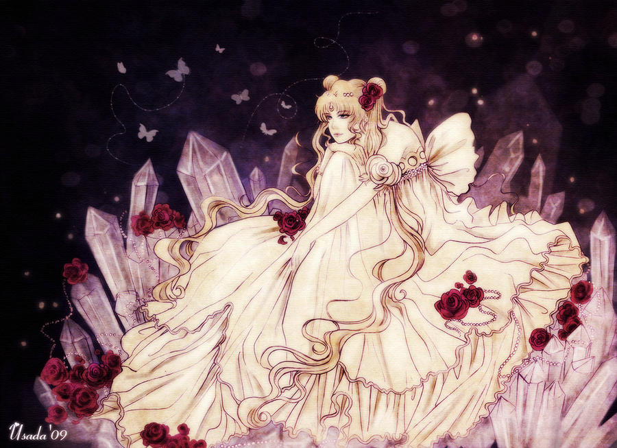 +Crystal Princess+ by Red-Priest-Usada