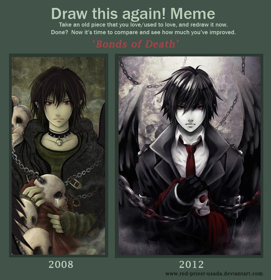 Draw it again - Bonds of Death by Red-Priest-Usada