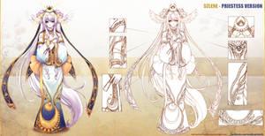 Selene - priestess version 2014