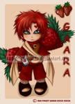 Chibi Fruit Ninja-Gaara