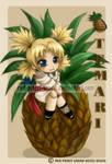 Chibi Fruit Ninja-Temari