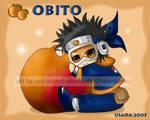 Chibi Fruit Ninja-Obito