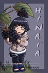 Chibi Fruit Ninja-Hinata