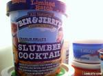 Charlie Kelly's Slumber Cocktail Ice Cream