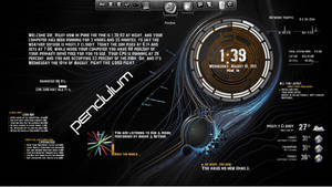 Rainmeter by jonnyblue8