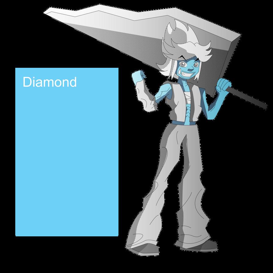 Diamond Reborn by Keytee-chan