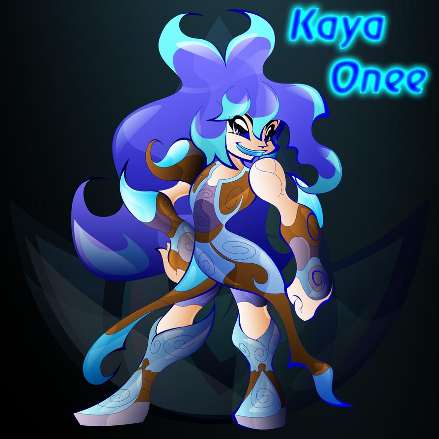 Kaya Onee yet again again by Keytee-chan