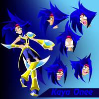 Kaya Onee Profile by Keytee-chan