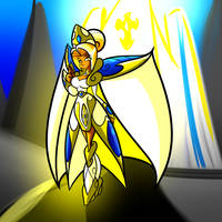Priest of Lightning and Truth - Giallia Yolkie