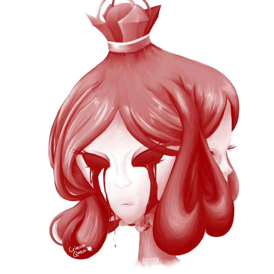 Crimson Queen by NyaroKim