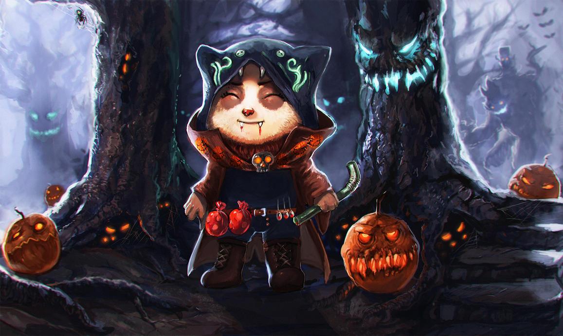 Happy Halloween by Dragonflamebg on DeviantArt