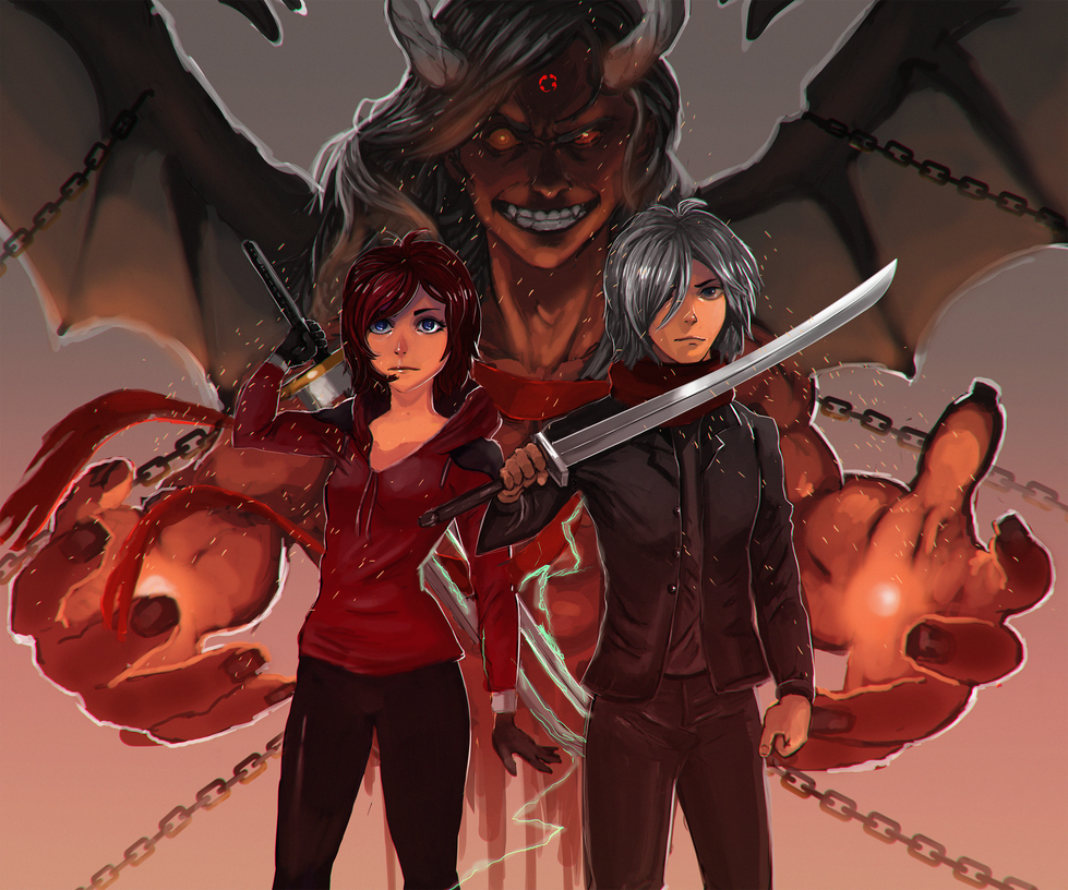 Element Soul by Dragonflamebg